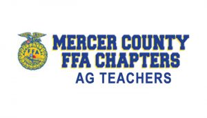 Mercer County ag teachers