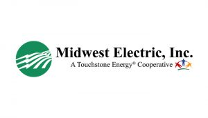 Midwest Electric Logo