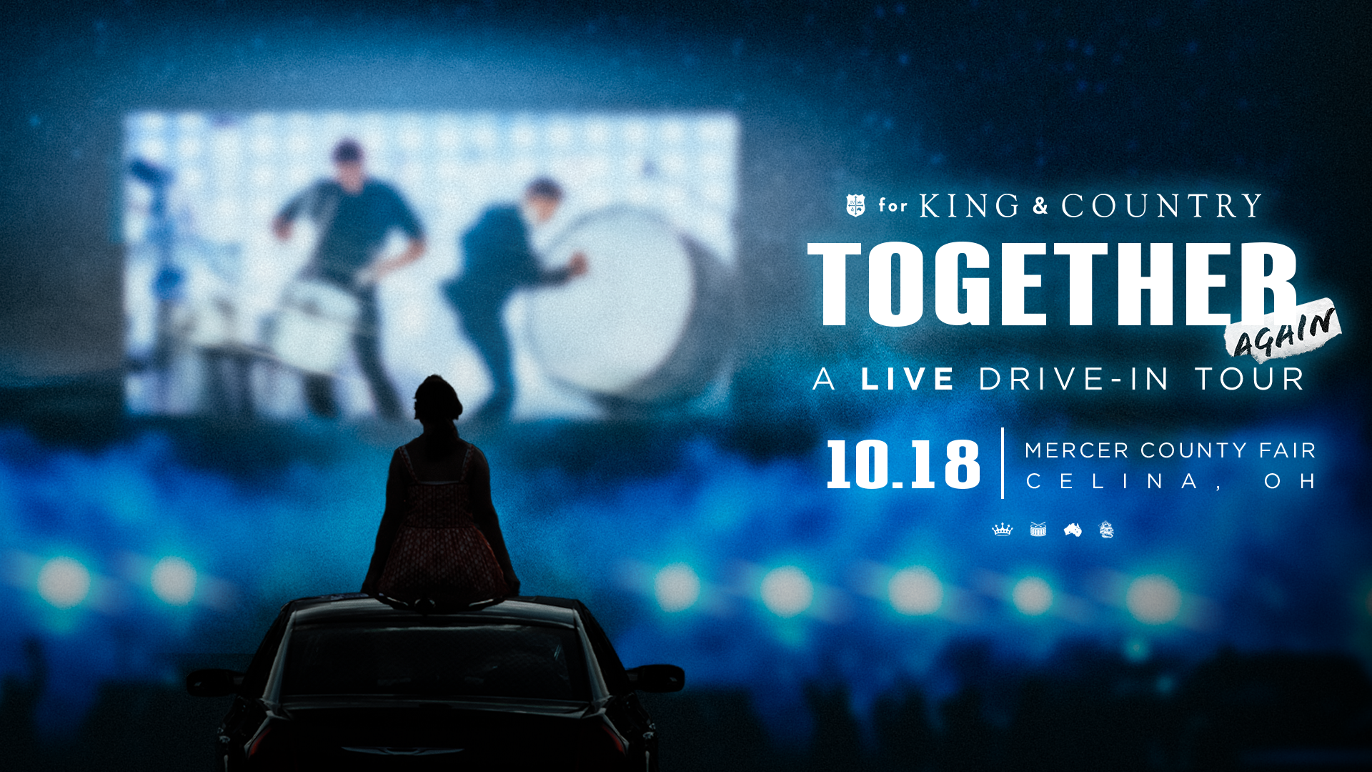 Together A Drive-in Tour